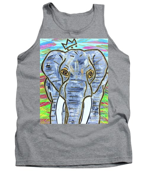 Queen Of The Jungle Tank Top