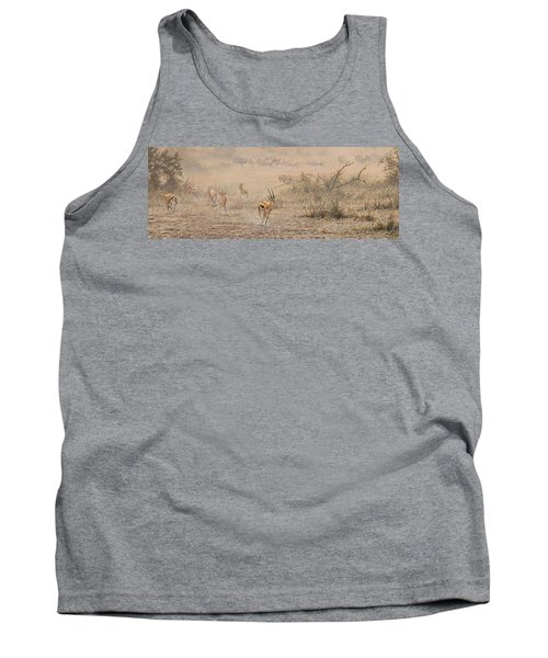 Quick Run Tank Top