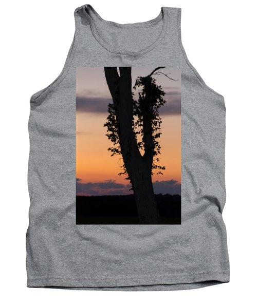Quiet Sunset Tank Top