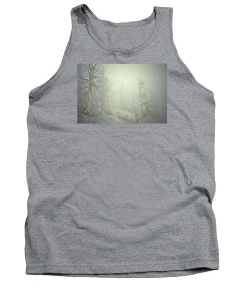 Quiet Type Tank Top