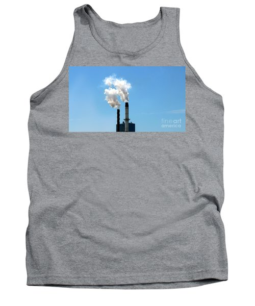 Quit Tank Top by Stephen Mitchell