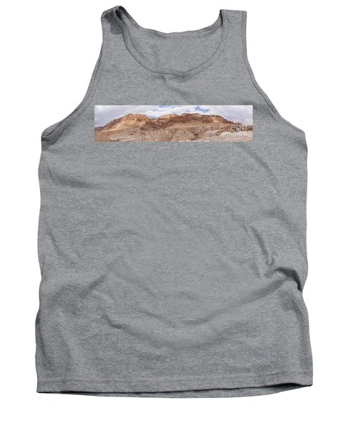 Tank Top featuring the photograph Qumran National Park by Yoel Koskas