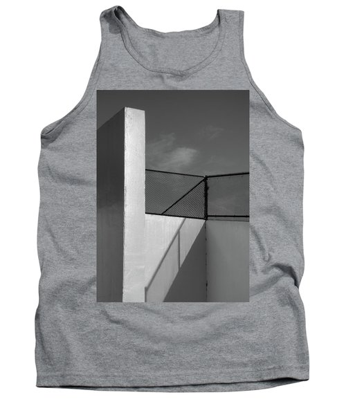 Tank Top featuring the photograph Racquetball IIi  by Richard Rizzo