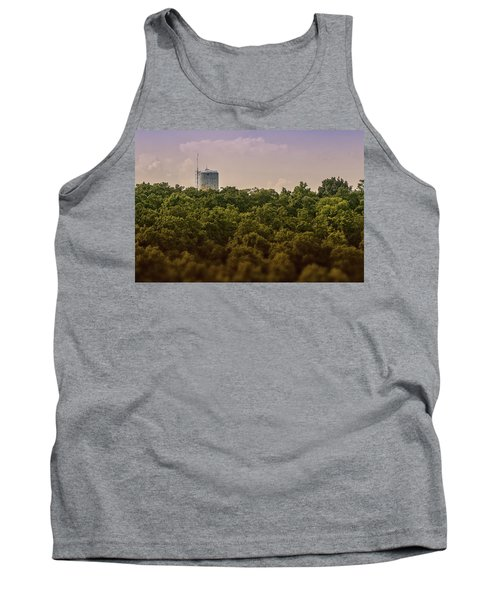 Radioactive Landscape Tank Top