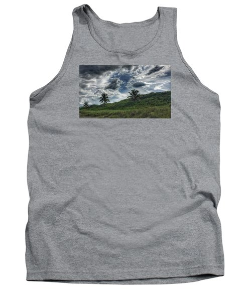 Rain Clouds Tank Top