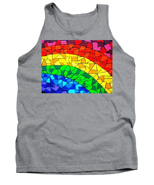 Rainbow ... Tank Top