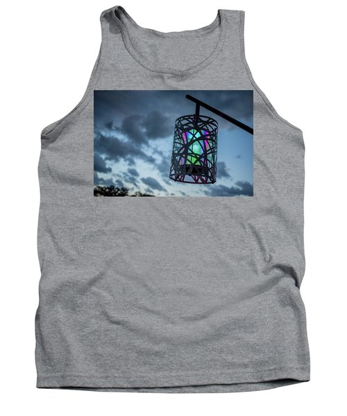 Rainbow Light Tank Top