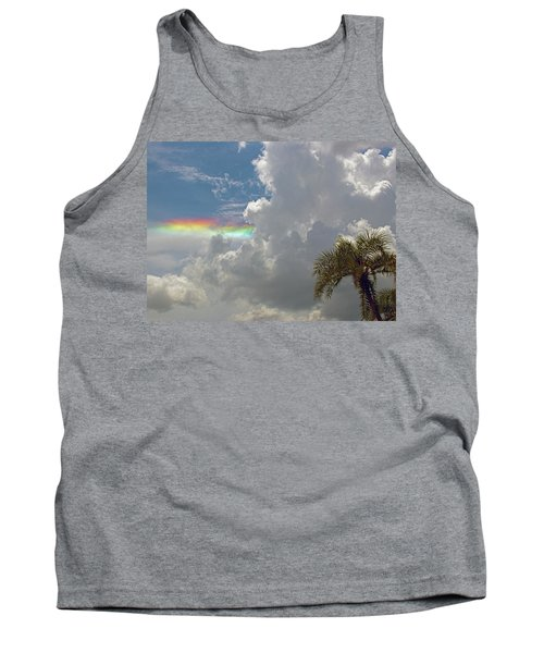 Rainbow To Nowhere Tank Top