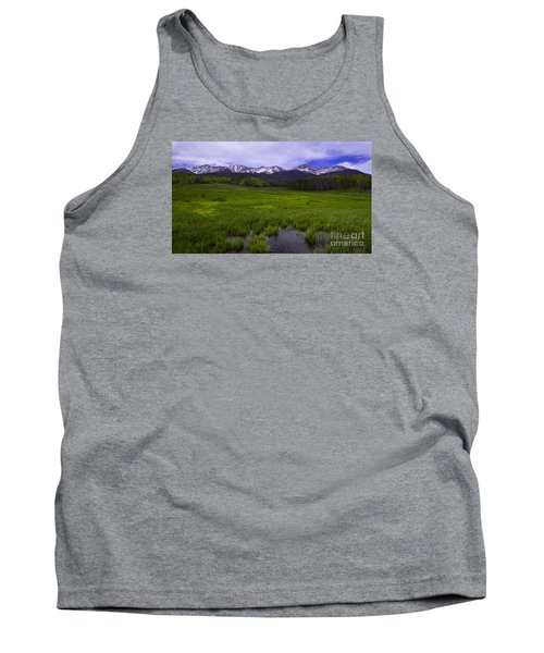 Rainy Season Tank Top