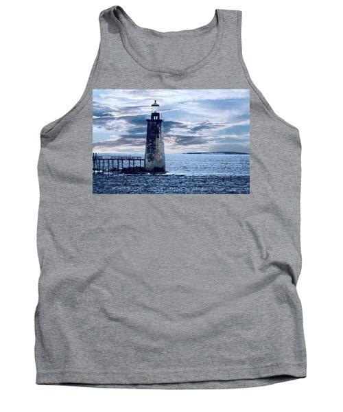 Ram Island Head Lighthouse.jpg Tank Top