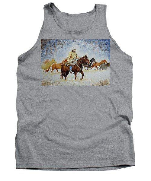 Ranch Rider Tank Top