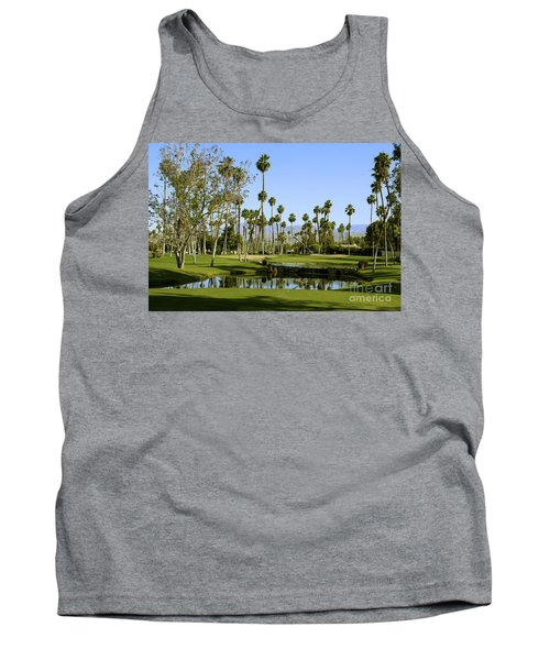 Rancho Mirage Golf Course Tank Top