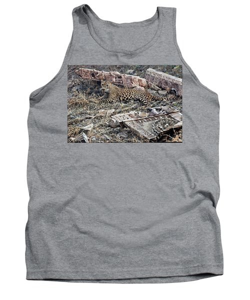 Ranthambore Apparition Tank Top