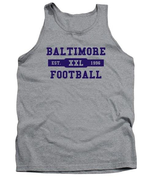 Ravens Retro Shirt Tank Top by Joe Hamilton