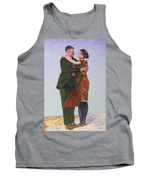 Ray And Isabel Tank Top by Stan Hamilton