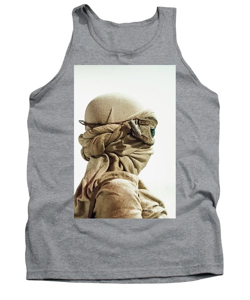 Ray From The Force Awakens Tank Top