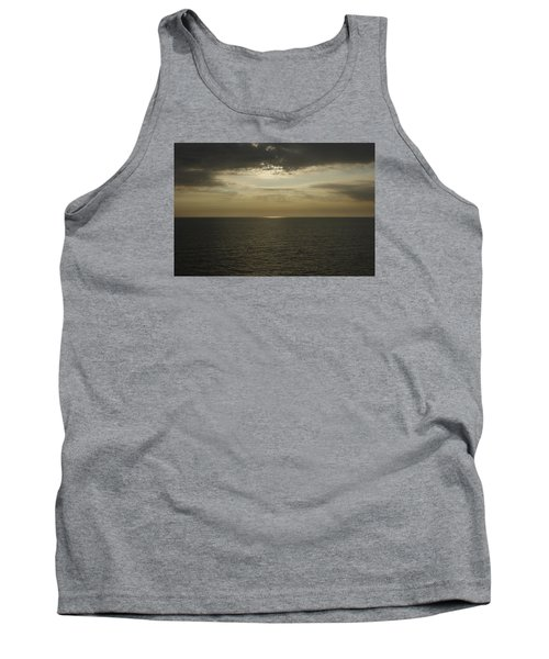 Rays Of Beauty Tank Top by Greg Graham