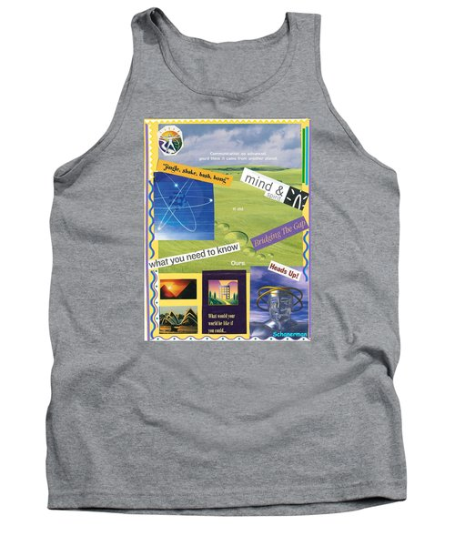 Re-evolution Is At Hand Tank Top