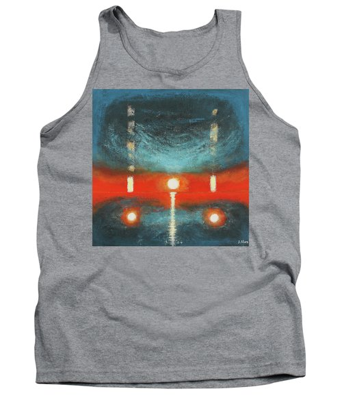 Reach For The Dead Tank Top