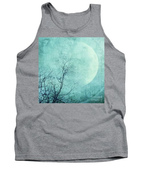 Reach For The Moon Tank Top