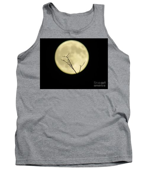 Reaching Out Into The Night Tank Top