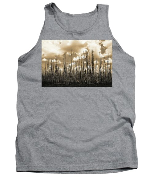 Reaching To The Sky Tank Top