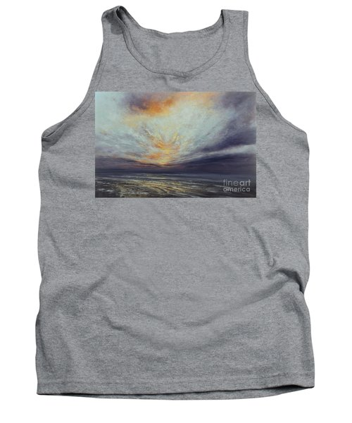 Reaching Higher Tank Top by Valerie Travers