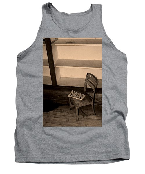 Reading Time Tank Top