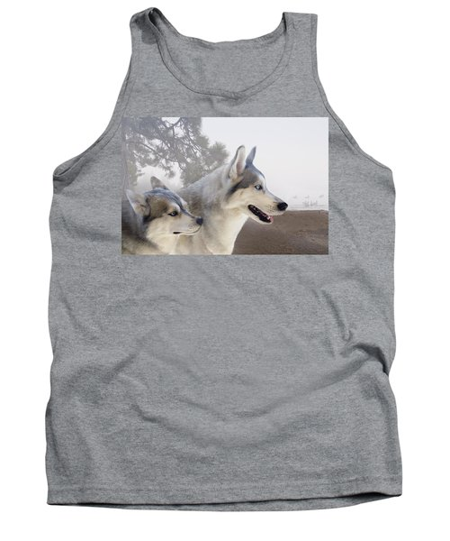 Ready Forthe Chase Tank Top