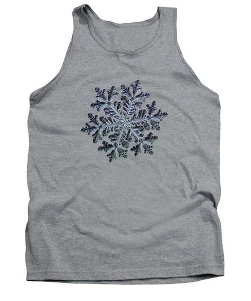 Real Snowflake - Hyperion Dark Tank Top