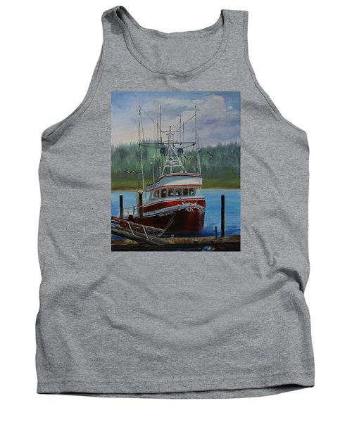 Red Baron Tank Top