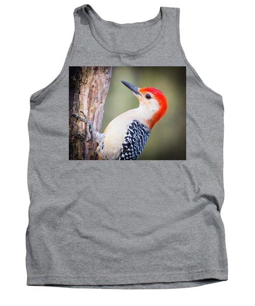 Red-bellied Woodpecker Tank Top