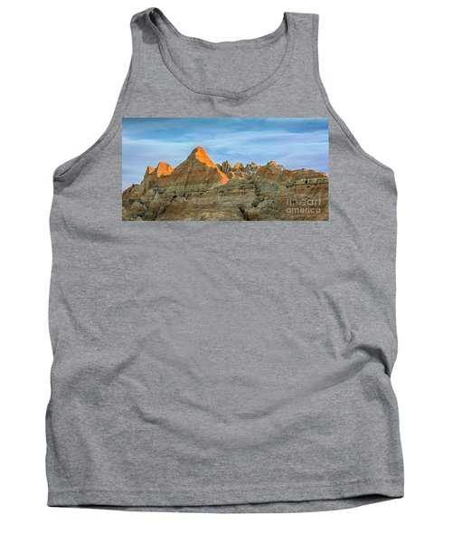 Red Faced Panorama Tank Top