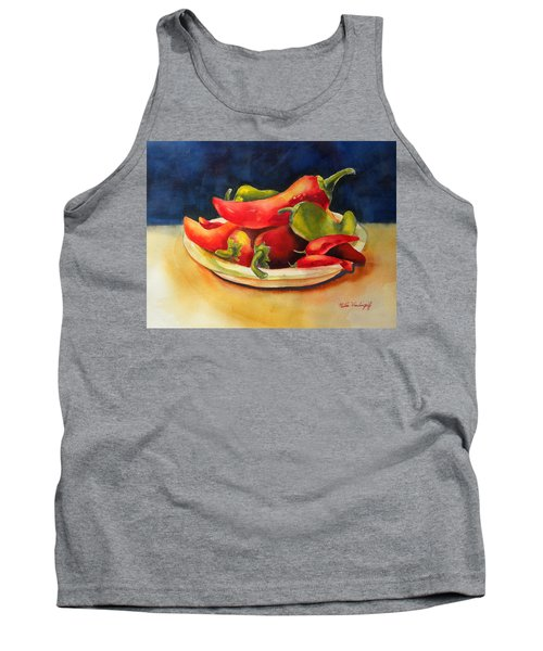 Red Hot Chile Peppers Tank Top