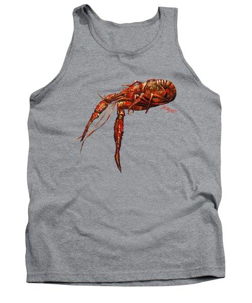 Red Hot Crawfish Tank Top