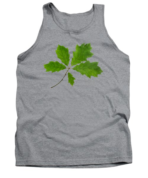 Tank Top featuring the photograph Red Oak by Christina Rollo