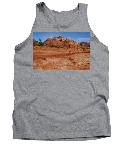 Red Rock Buttes Tank Top