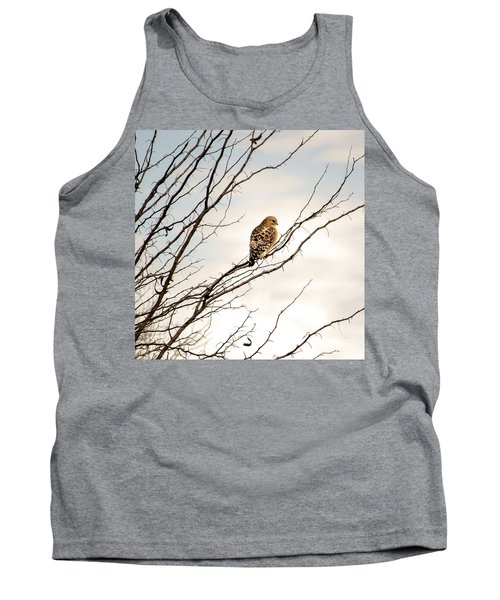 Red-tailed Hawk Tank Top