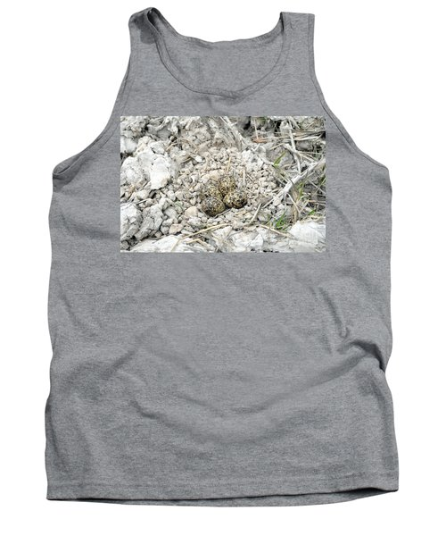 Red-wattled Lapwing Nest Tank Top