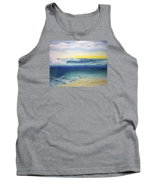 Reef Bowl Tank Top by William Love