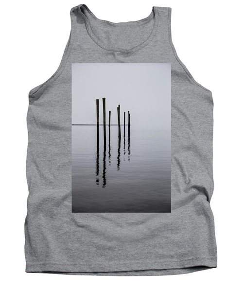 Reflecting Poles Tank Top