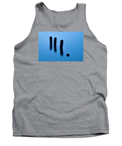 Reflecting Serenity - I Tank Top