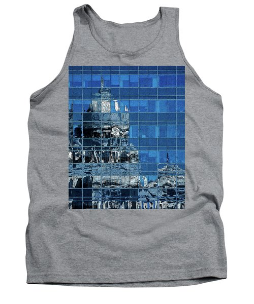 Reflection And Refraction Tank Top
