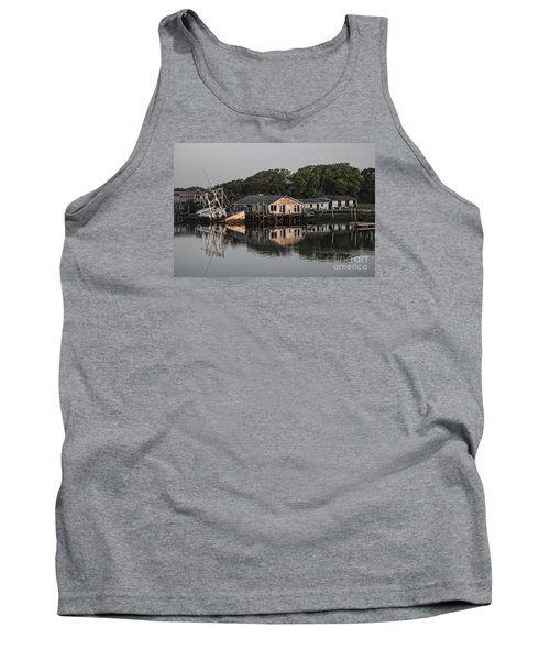 Water Reflection  Tank Top