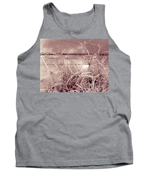 Tank Top featuring the photograph Reflections 1 by Mukta Gupta