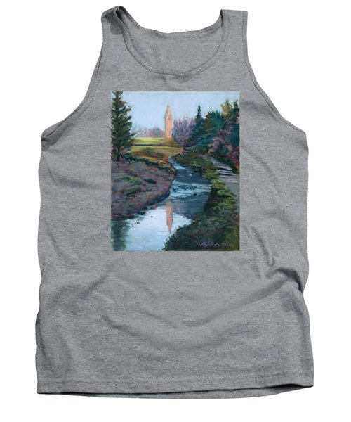 Reflections In History Tank Top
