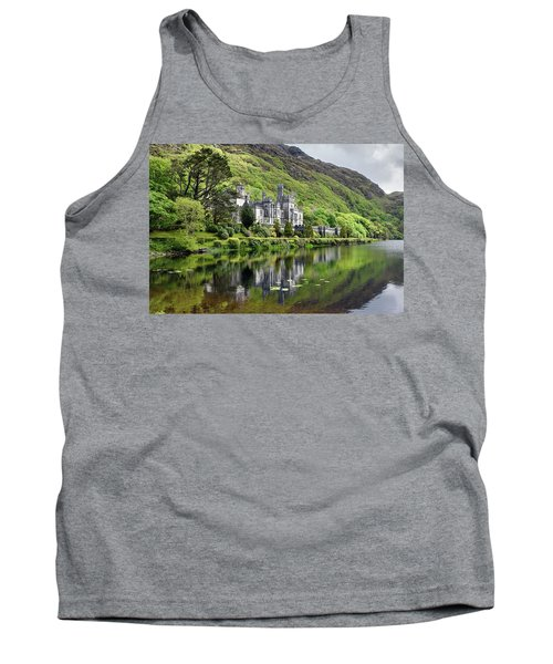 Reflections Of Kylemore Abbey Tank Top