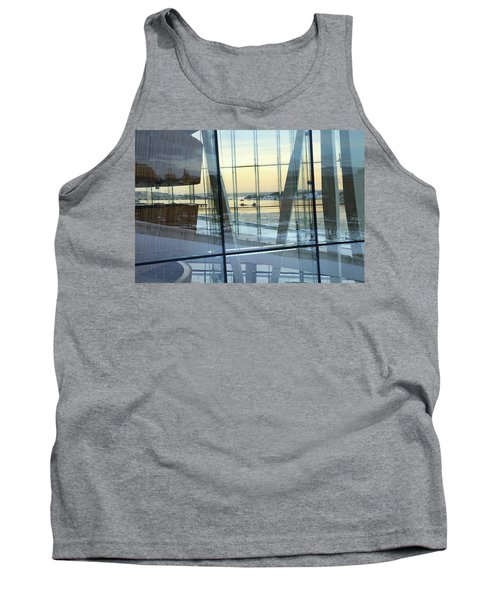 Reflections Of Oslo Tank Top
