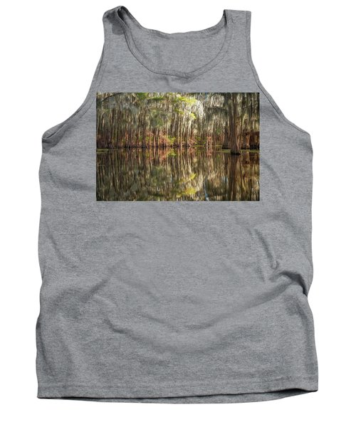 Reflections On The Bayou Tank Top