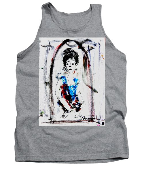 Reflextion Tank Top